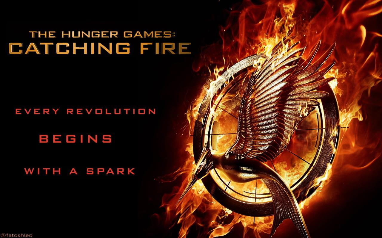 Catching Fire Captivates