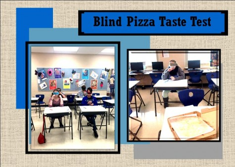 Blind Pizza Taste Test