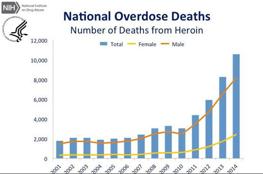 Heroin: A Deadly Epidemic