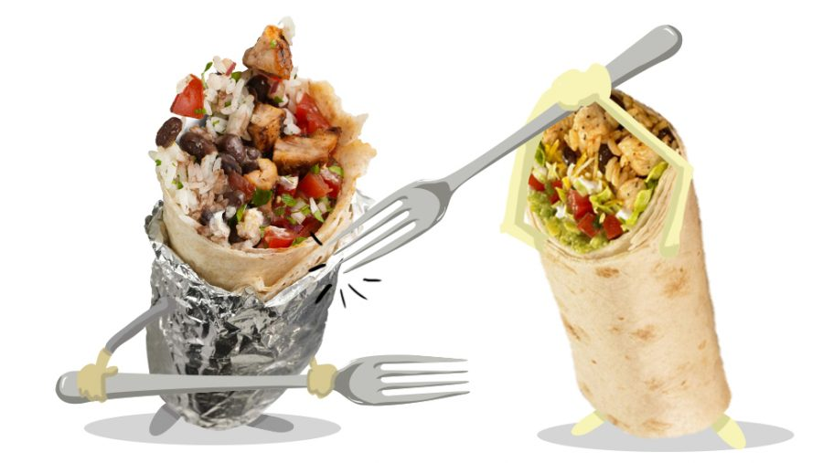 Chipotle Challenges Hot Head Burritos