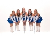 majorettes-group