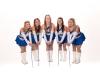 majorettes-group
