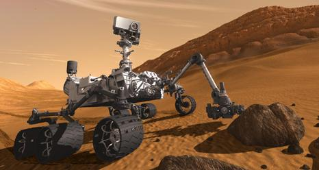 Curiosity Killed the Cat – and then Flew to Mars
