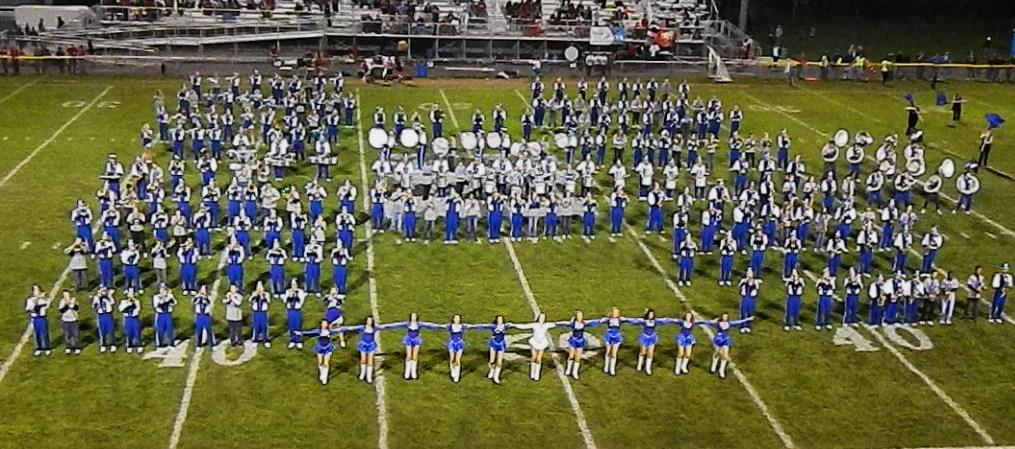 Despite Bad Luck, Hubbard Band Marches On