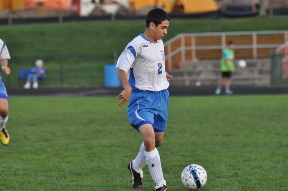 Hubbard Soccer: New Techiniques
