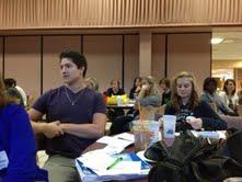 HUB Students Attend Fall Press Day