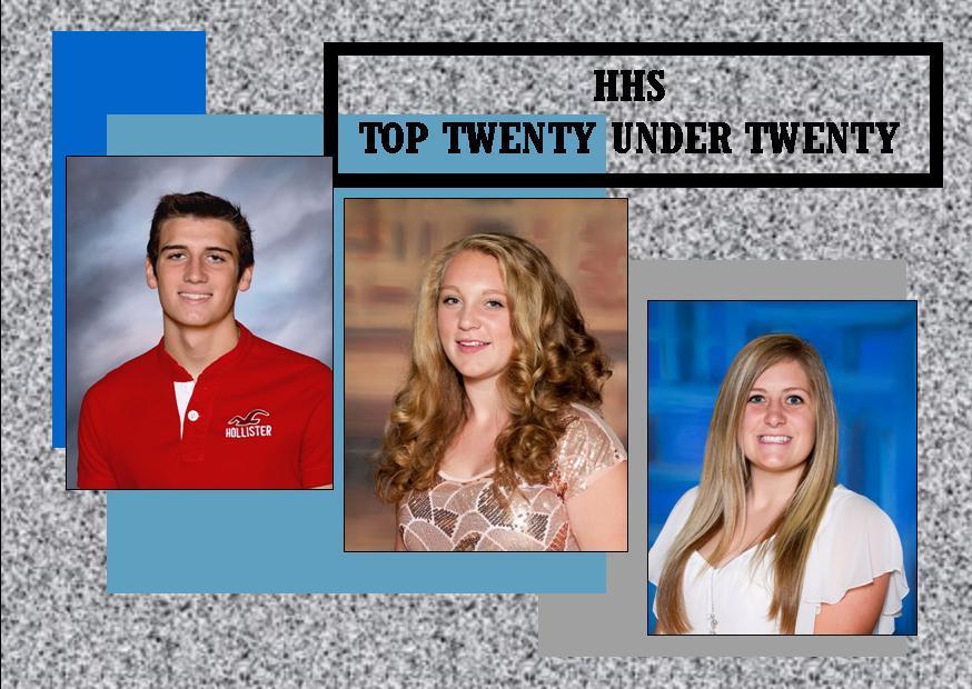 20 Under Twenty Chosen Nominees Go Above and Beyond