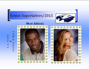 Superlatives-Most Athletic