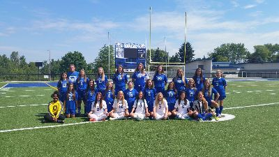 Lady Eagles Soccer: Playing with your Heart is the Key