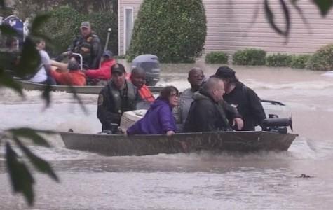 Tragic Flood Devastates Residents of South Carolina