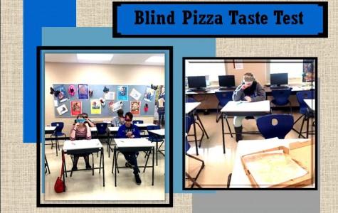 Blind Pizza Taste Test