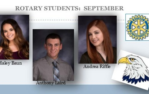 Rotary Recognizes September Honorees