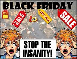 Giving Thanks Yields to Black Friday Insanity