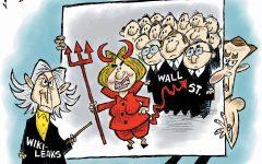 Wikileaks Brings Down the House