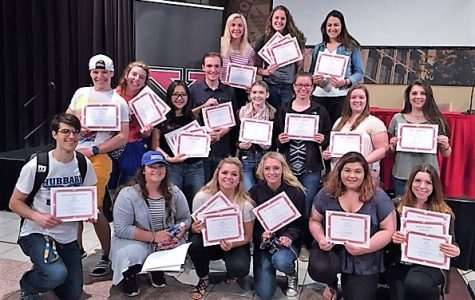 HHS's HUB, Bard and Video Sweep Press Day Awards