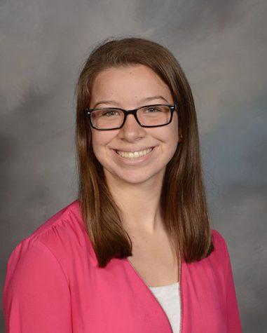 Cassie Herberger: Sophomore Staff Writer