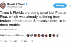 Humanitarian Crisis in Puerto Rico