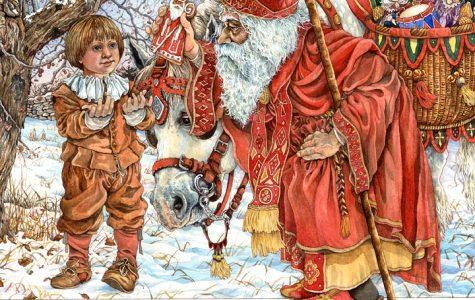 Santa's Secret Past