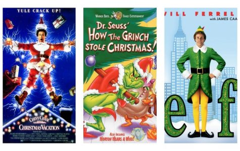 Christmas Movie Choices for HHS