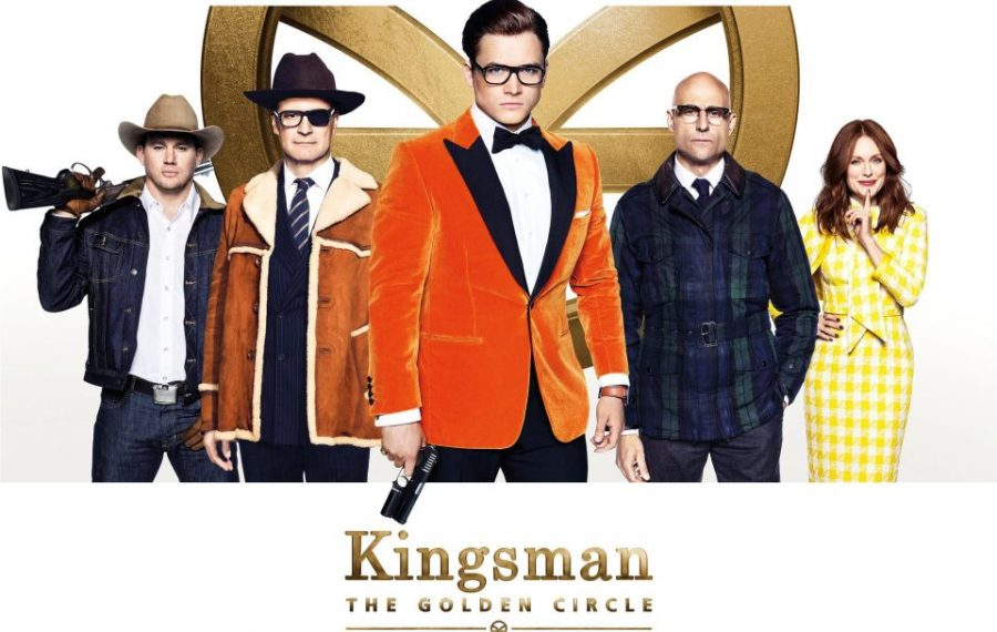 Kingsman%3A+The+Golden+Circle%3A+%22First+Time+Satire%2C+Second+Time+Farce%22