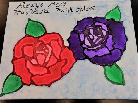 Alexys Moss-Floral Pic