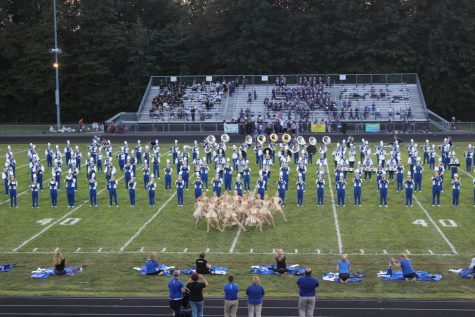 Band's Performance Shows Musical Pride