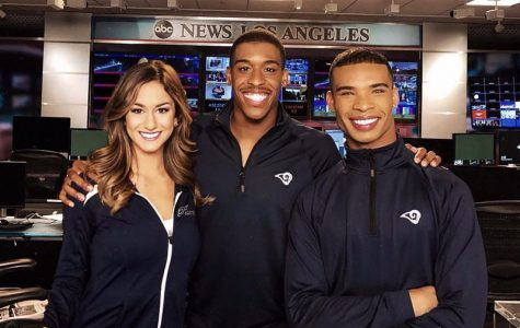 First Male Cheerleaders Make NFL History