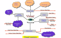 Different Learning Styles for Students