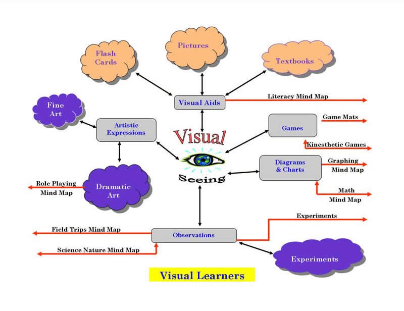 Different+Learning+Styles+for+Students