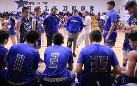 HHS Boys Basketball Looks to Improve