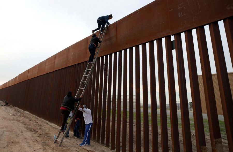 """""""You Can Fry an Egg on that Wall"""": Hotly Debated Illegal Immigration"""