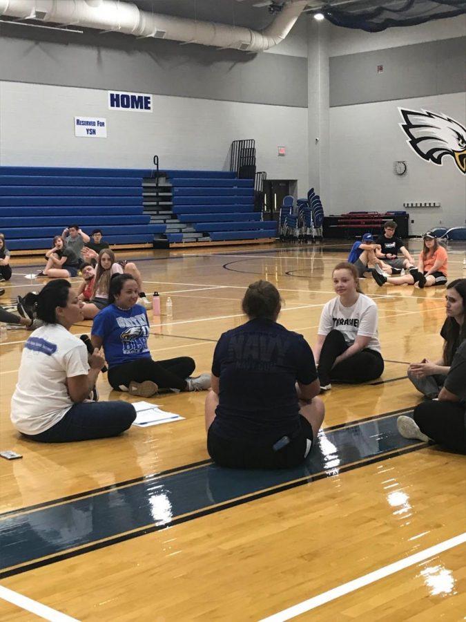 Link Leadership: Freshmen Mentor Program at HHS