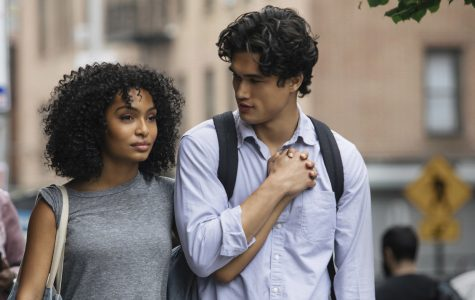 Natasha (Yara Shahidi) and Daniel (Charles Melton) fall in love over the course of a single day in the film adaptation of Nicola Yoon's young adult romance novel<em>The Sun Is Also a Star.</em