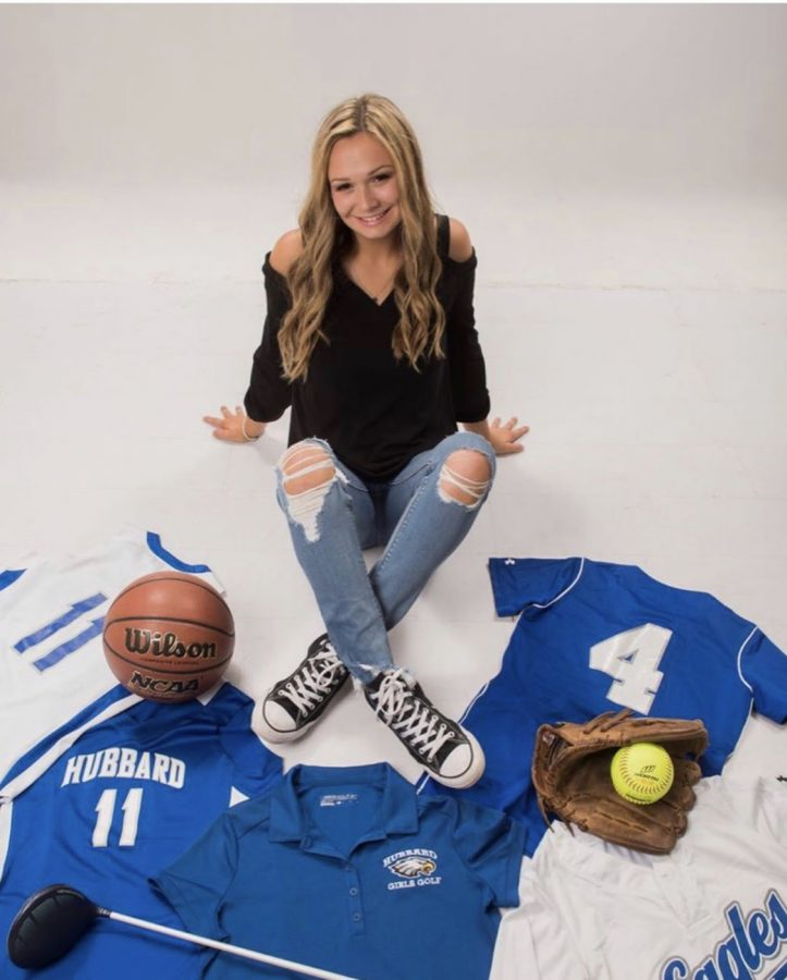 Sports Success Comes in Threes: Student Athlete Profile