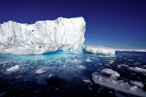 Antarctica Melting: Climate Change Part Three