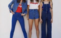 Fashion Trends: Throwbacks or Throw it Away?