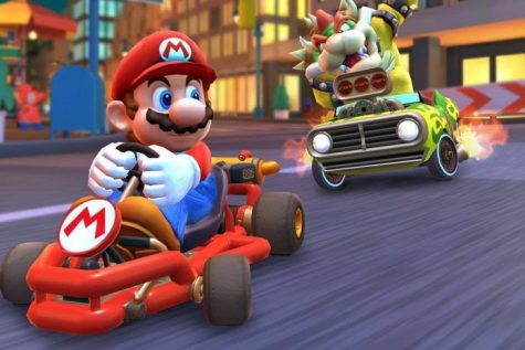 New Mario Kart Game Races Toward Top Popularity