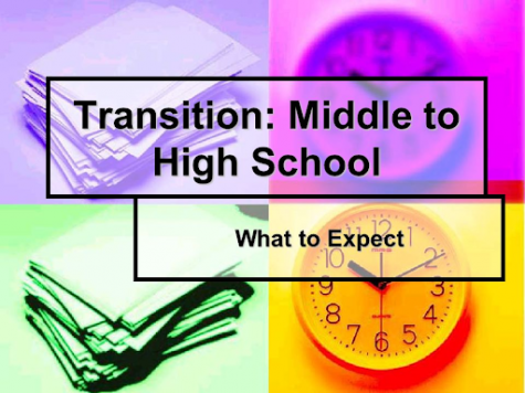 Transitioning from Middle School to High School