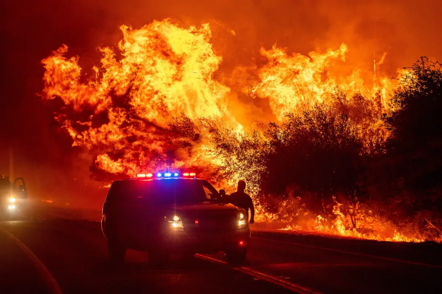 West Coast Wildfires Add to the 2020 Disaster Theme