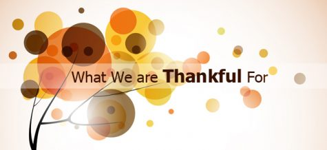 Ten Reasons to be Thankful this Season