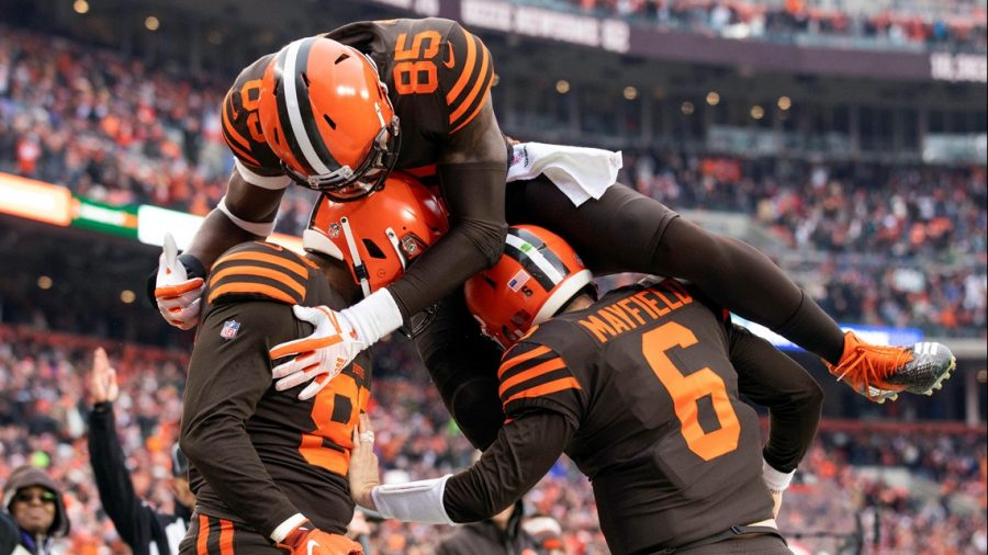 The Browns are Back in Action: NFL Title Game